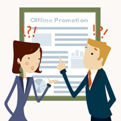 Promote Your Business Online and Offline